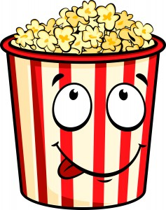 Fresh, HOT, Popcorn!