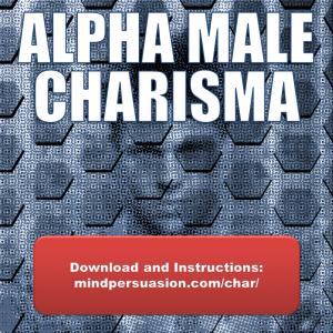Alpha Male Charisma
