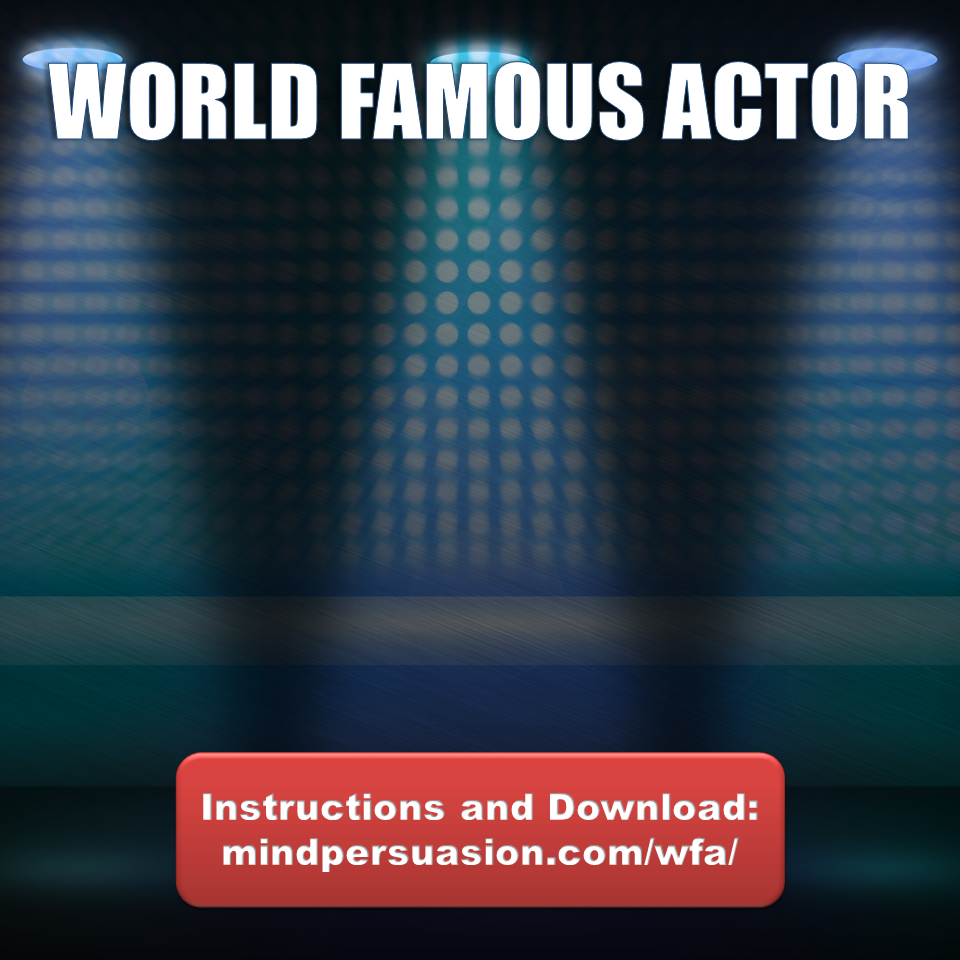 how to become an actor in hollywood