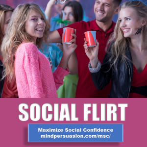 Social Flirt – Become Outgoing and Attractive